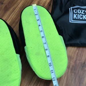af2a1ec892f05 Cozy Kicks Shoes - Cozy Kicks Slippers